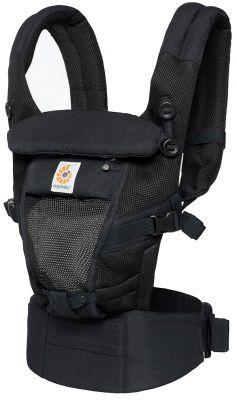 ERGOBABY Nosítko Adapt Cool Air Mesh – Onyx Black