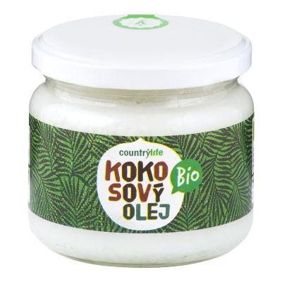 COUNTRYLIFE BIO Olej kokosový 300ml