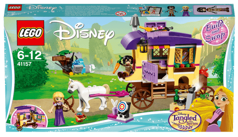 LEGO® Disney Princess Locika a její kočár