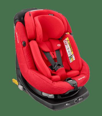 MAXI-COSI Autosedačka AxissFix Plus (0-18 kg) - Nomad Red