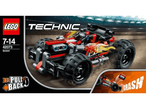 LEGO® TECHNIC 42073 Červená bugina