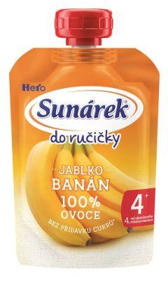 6x SUNÁREK  Do ručičky banán 100 g