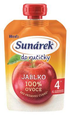 6x SUNÁREK  Do ručičky jablko 100 g