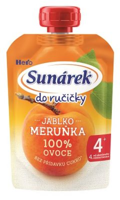 6x SUNÁREK Do ručičky meruňka 100 g