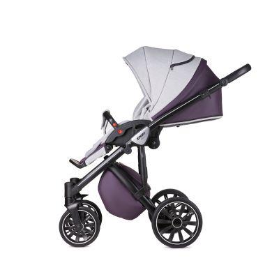 ANEX Kočárek kombinovaný Anex Sport 2v1 Discovery Edition Lavender