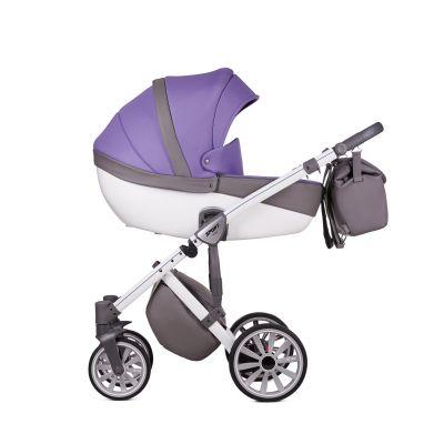 ANEX Kočárek kombinovaný Anex Sport 2v1 Ultra Violet
