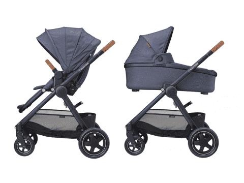 MAXI-COSI Wózek wielofunkcyjny Adorra – Sparkling Blue 2019