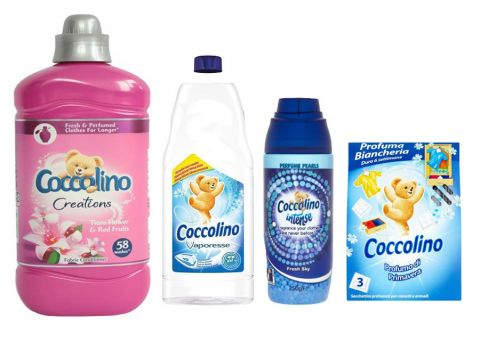 COCCOLINO Economy pack 4