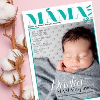 Časopis Máma a já