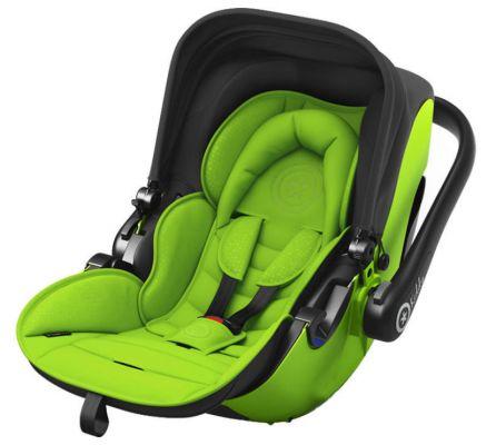 KIDDY Evolution pro 2 autosedačka (0-13 kg) Lizard Green 2019