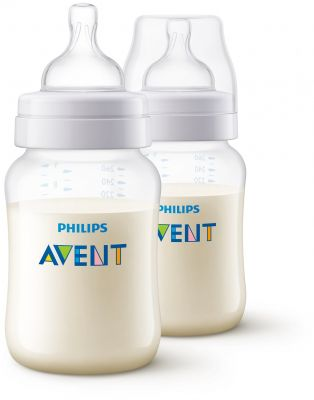 Philips AVENT Láhev Anti-colic 260 ml, 2 ks
