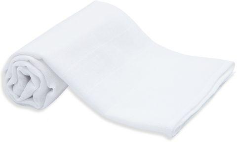 SCAMP Látkové pleny 70x70 cm 10 ks – bílé