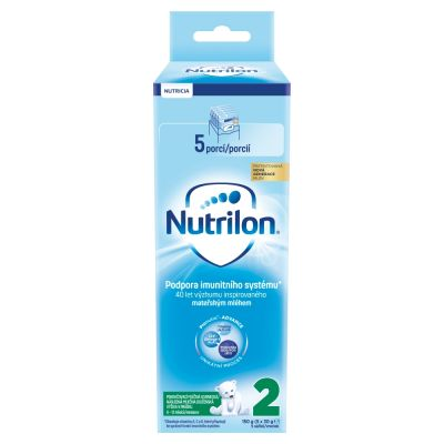 NUTRILON 2 Pronutra Trial pack 5x30g (Feedo Klub)