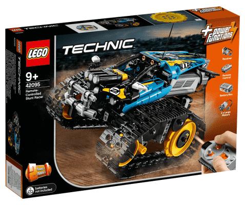 c4a72d27e LEGO® Technic 42095 Kaskadérske pretekárske auto na diaľkové ovládanie
