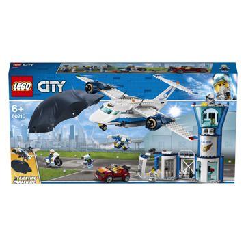 LEGO® City Police 60210 Základna Letecké policie