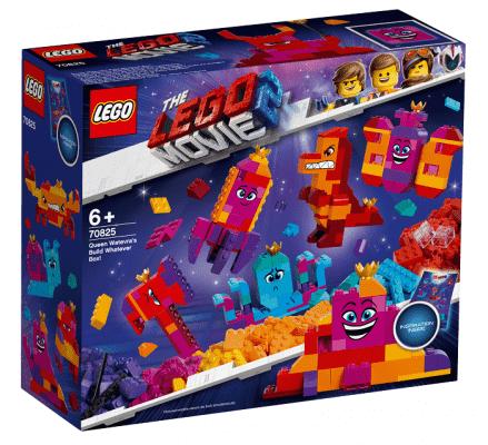LEGO® Movie 70825 Neomezené modely královny Libovůle!