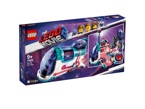 LEGO® Movie 70828 Vyklápěcí party autobus