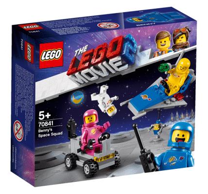 LEGO® Movie 70841 Bennyho vesmírná skupina