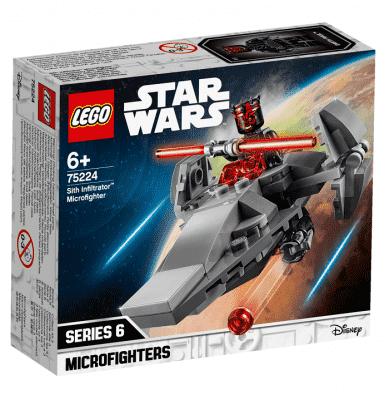 LEGO® Star Wars TM 75224 Mikrostíhačka Sithů