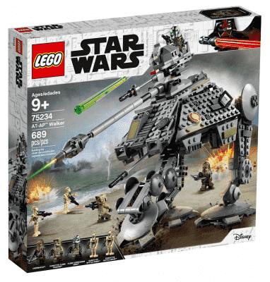 LEGO® Star Wars TM 75234 Maszyna krocząca AT-AP™