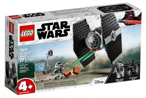 LEGO® Star Wars TM 75237 Útok stíhačky TIE
