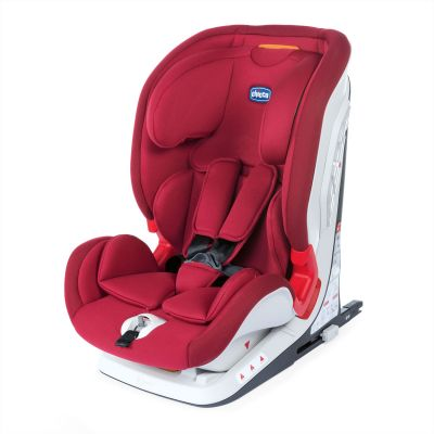 CHICCO Autosedačka Youniverse Fix (9-36 kg) - Red Passion