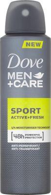 DOVE Men Care Deo spray Sport Active Fresh Antiperspirant 150 ml