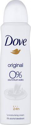 DOVE Alu-free Deo spray Original for Women 150 ml