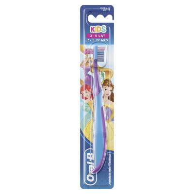 DÁREK: ORAL-B Zubní Kartáček Stages 5-7 Soft -Disney Princess