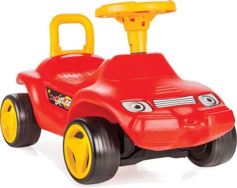 PILSAN Odstrkovadlo - autíčko Jet Car - červené