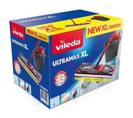 VILEDA Ultramax mop set Box XL