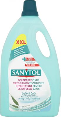 SANYTOL Dezinfekce čistič podlahy & plochy 5l