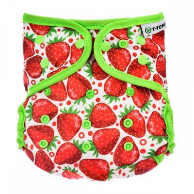 T-TOMI Svrchní kalhotky, strawberries
