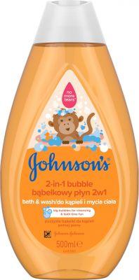 JOHNSON'S BABY Bublinková koupel & mycí gel 2v1 500 ml