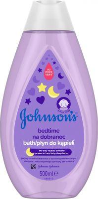 JOHNSON'S BABY Bedtime koupel pro dobré spaní 500 ml