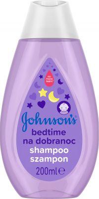 JOHNSON'S BABY Bedtime šampon pro dobré spaní 200 ml