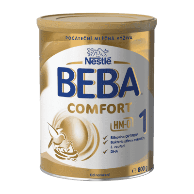 BEBA COMFORT 1 HM-O (800 g) - kojenecké mléko