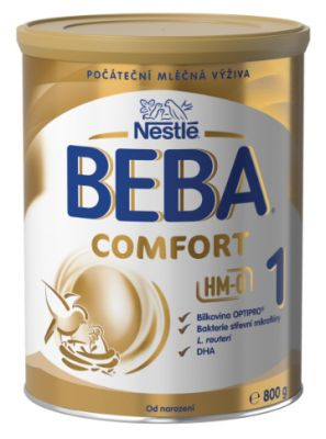 BEBA Comfort HMO 1 (800 g) – kojenecké mléko