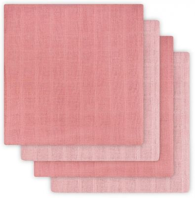 JOLLEIN Plena balení 4 ks – Duo Coral pink