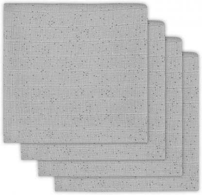 JOLLEIN Plena balení 4 ks – Mini dots Mist grey