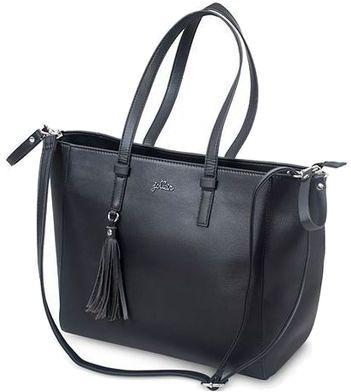 JOLLEIN Přebalovací kabelka s příslušenstvím Jollein Zoë – Black