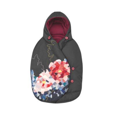 MAXI-COSI Univerzální fusak pro autosedačky – Digital Flower 2019