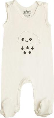NINI Dupačky, organická bavlna vel. 62 – bílé