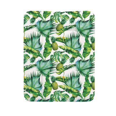 CEBA Podložka přebalovací na komodu 50 x 70 cm Flora & Fauna Ananas