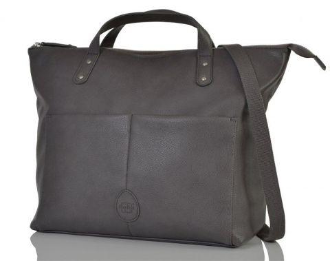 PACAPOD Přebalovací taška i batoh SAUNTON - šedá
