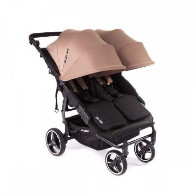 BABY MONSTERS Easy twin Color pack 2x hnědošedý
