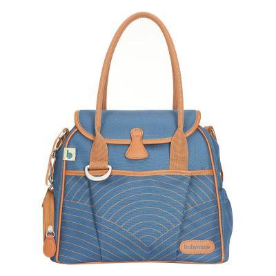 BABYMOOV Přebalovací taška Style Bag Navy