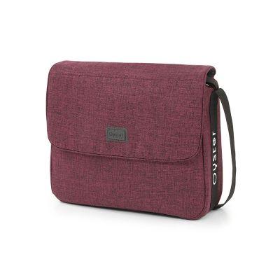 BABYSTYLE OYSTER 3 Taška s přebalovací podložkou Berry