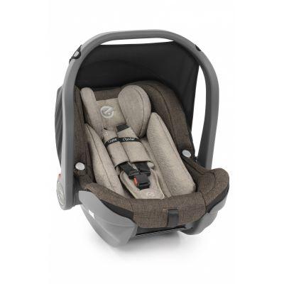 BABYSTYLE OYSTER Carapace autosedačka Infant i-Size (0-13 kg) – Truffle