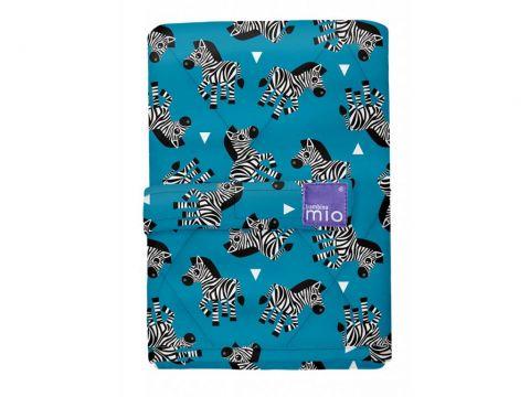 BAMBINO MIO Přebalovací podložka 60x43 Zebra Crossing